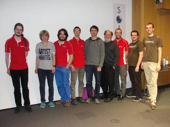 SOI Team 2015 with Prof. Ron Rivest
