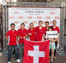IOI 14 Swiss Team