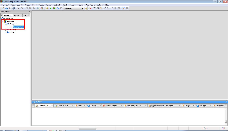 Code::Blocks Setup for SOI - Schweizer Informatikolympiade